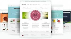 WordPress Themes and training courses
